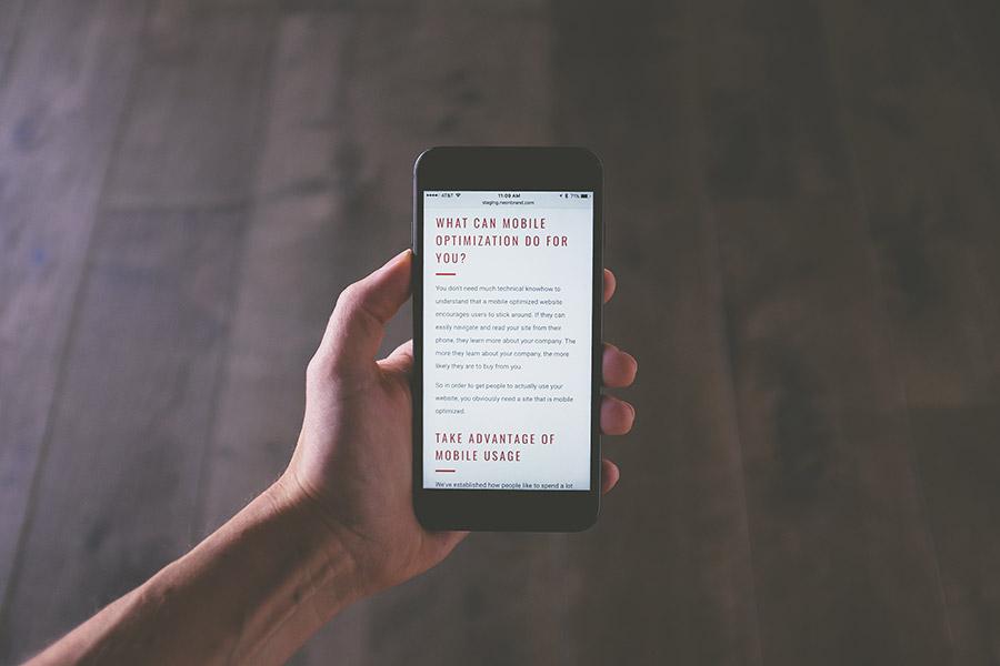 SEO mobile, thiết kế chuẩn SEO, responsive