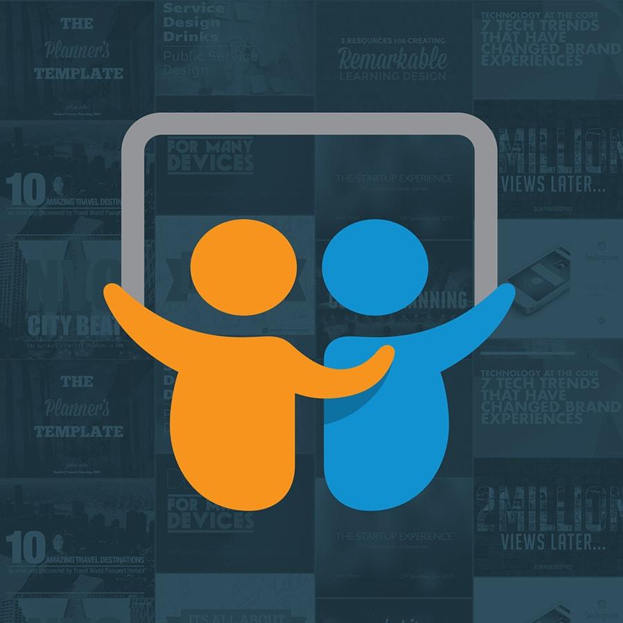 Mạng xã hội chia sẻ tài liệu Slide Share
