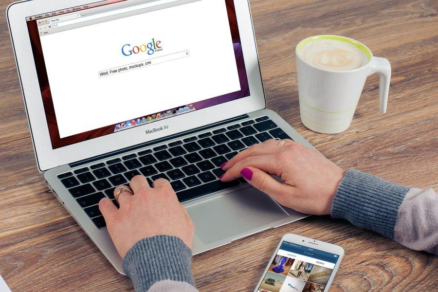 cách google đeua website lên top