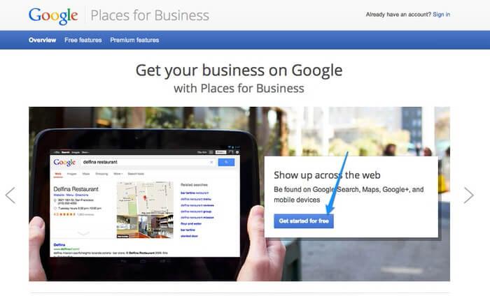 Truy cập trang Google Maps
