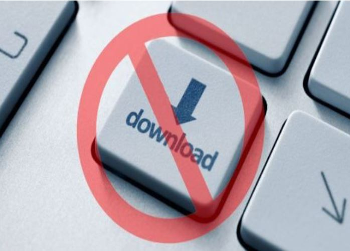 Có thể chặn download video được không?