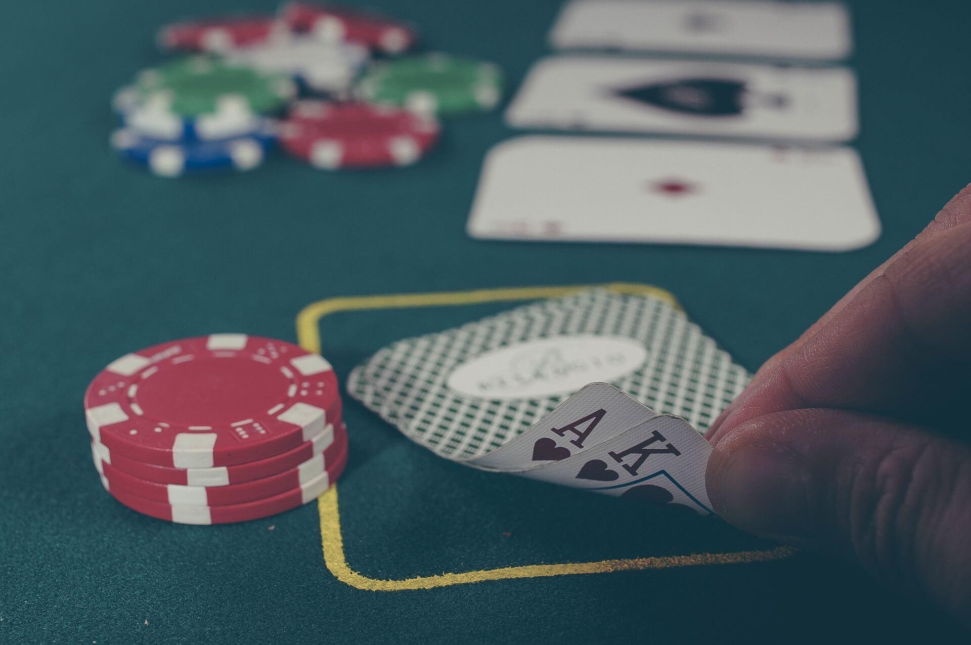 Blockchain - hoạt động cờ bạc trá hình