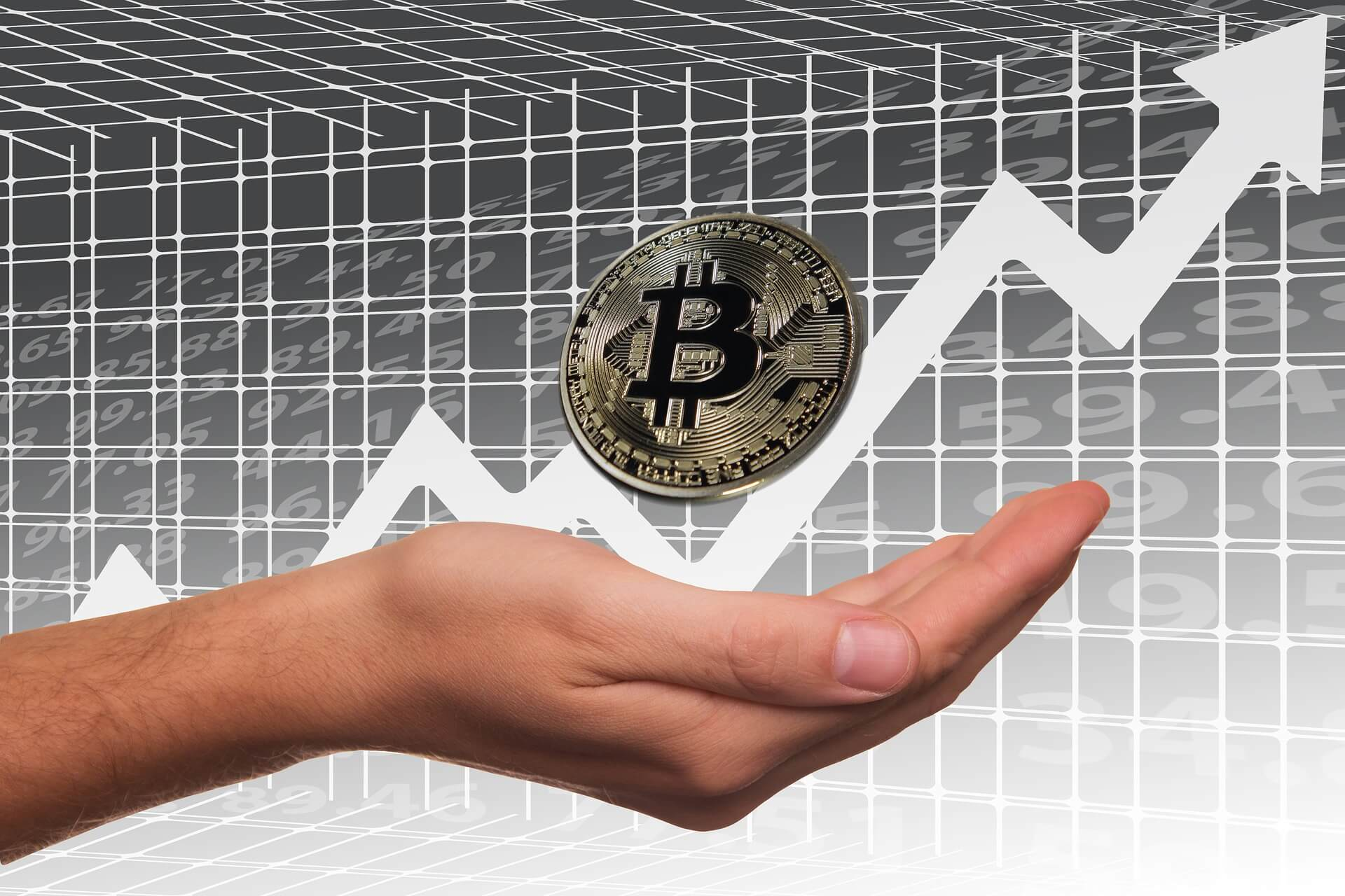 Giá bitcoin biến động khôn lường