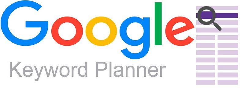 Công cụ Google Keyword Planner.