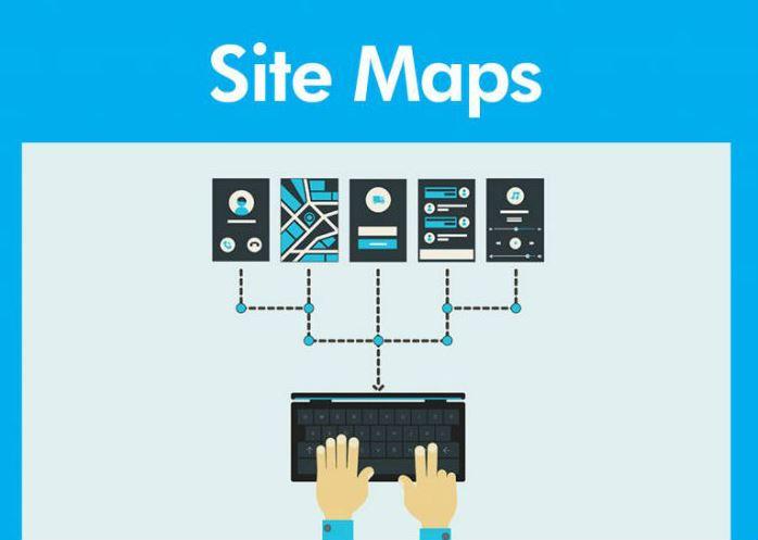 Cách tạo và khai báo sitemap.