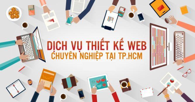 Thiết kế website HCM.