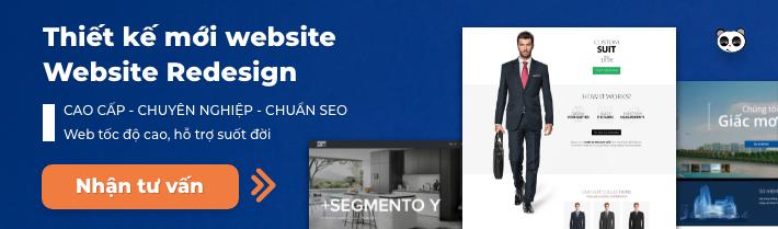 Tư vấn thiết kế mới website tốc độ cao