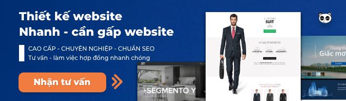 Nhận hỗ trợ trực tuyến khi thiết kế website nhanh, cần gấp website tại Mona Media