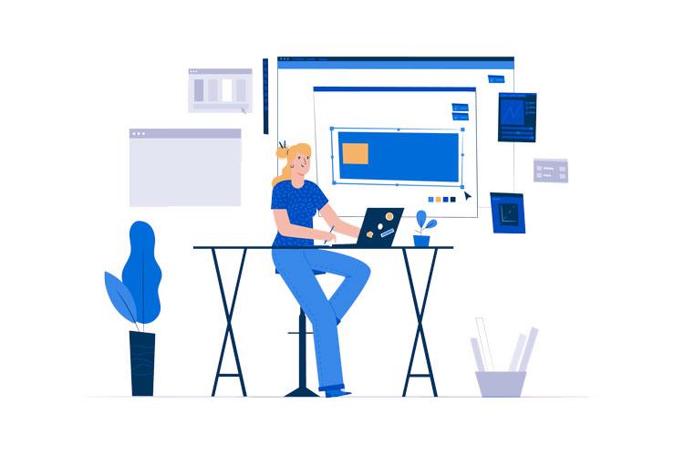 Thiết kế web nhanh là gì