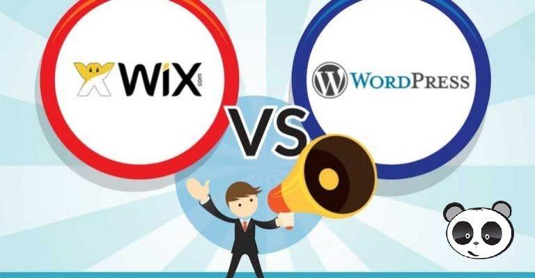 Di chuyển website giữa Wix và WordPress
