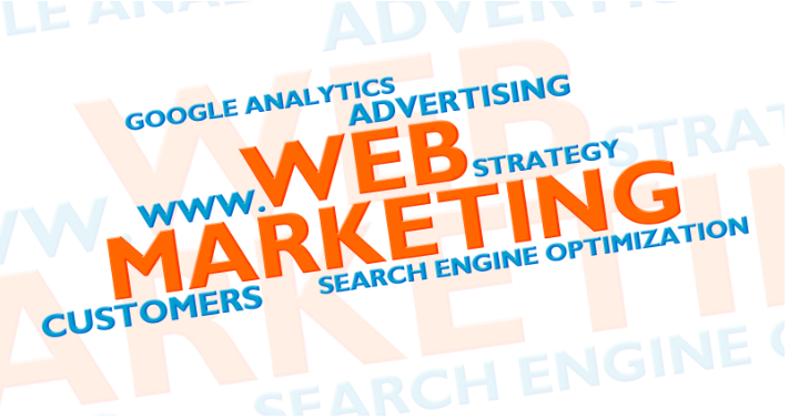 Marketing online bằng website