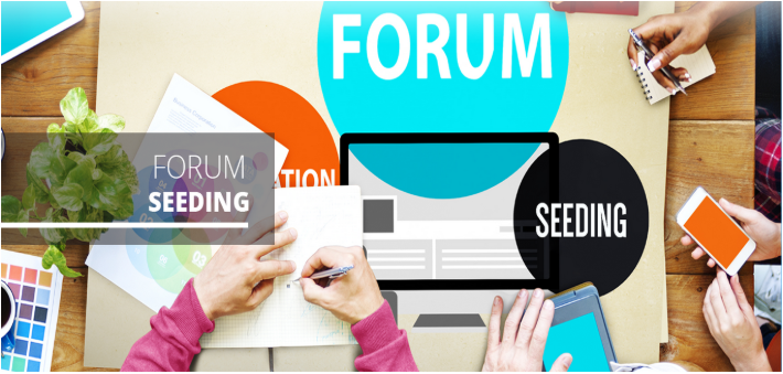 Marketing online với forums