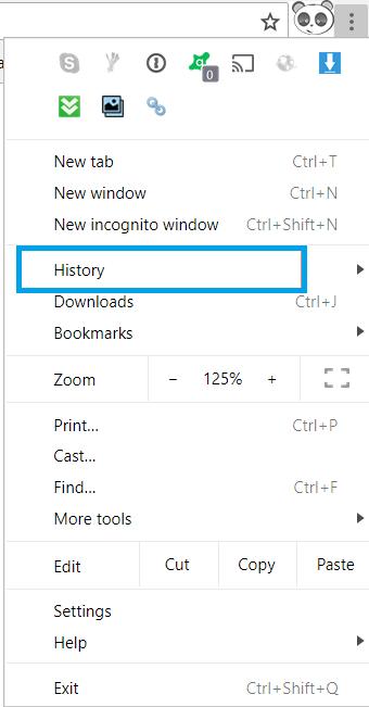 Hướng dẫn xóa cache trình duyệt chuẩn trên Chrome