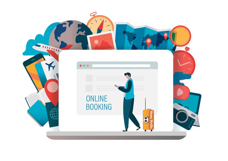 Xây dựng hệ thống booking