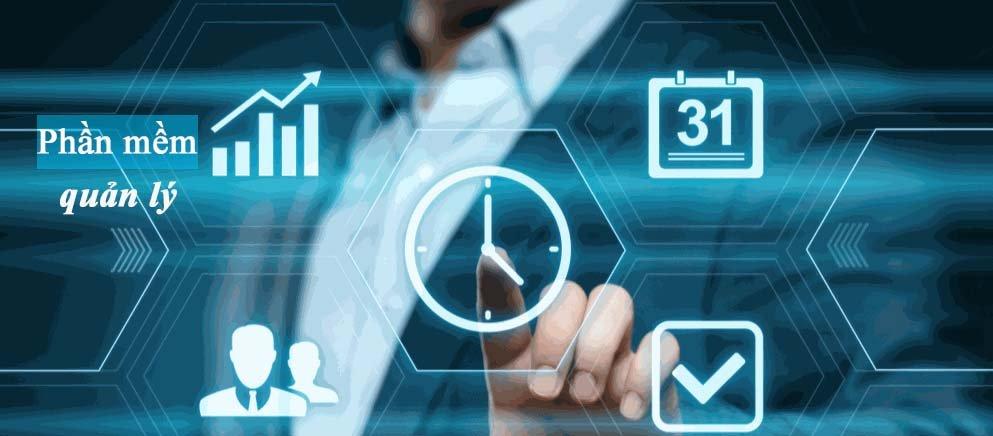 thiết kế phần mềm quản lý doanh nghiệp