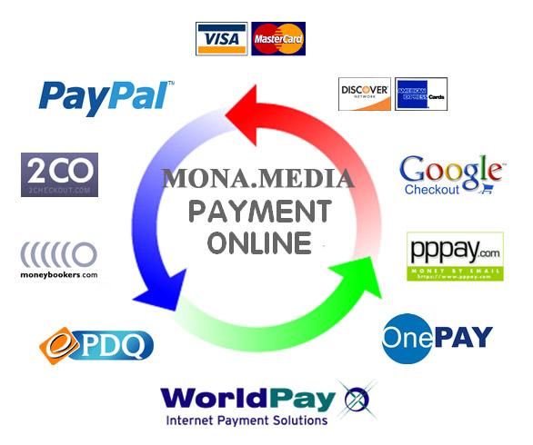 Thánh toán online bằng cổng thanh toán