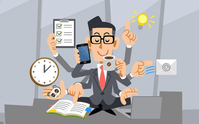 Phần mềm giúp quản lý công việc hoạt động hiệu quả hơn