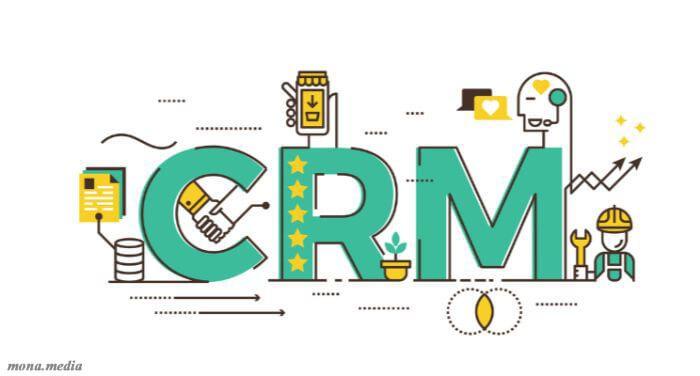 thiết kế phần mềm crm
