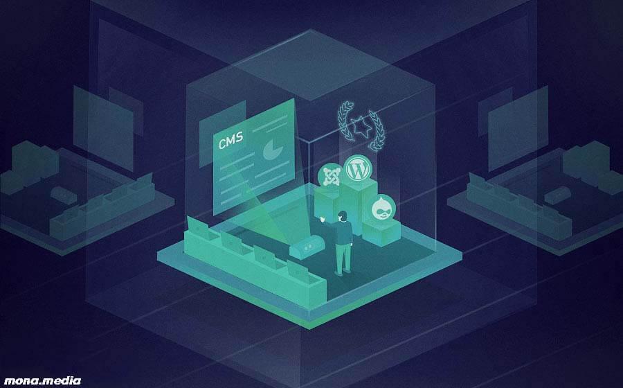 CMS giúp việc thiết kế website bằng code tay trở nên đơn giản hơn