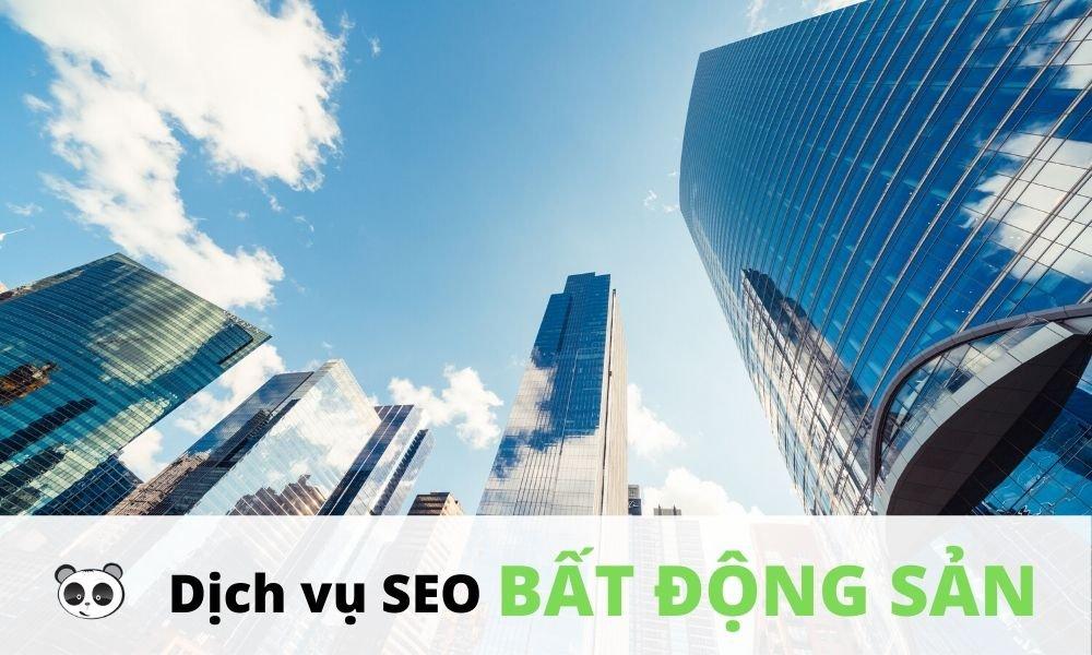 Dịch vụ seo bất động sản