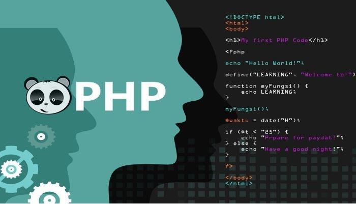 Ngôn ngữ PHP hỗ trợ thiết kế phần mềm