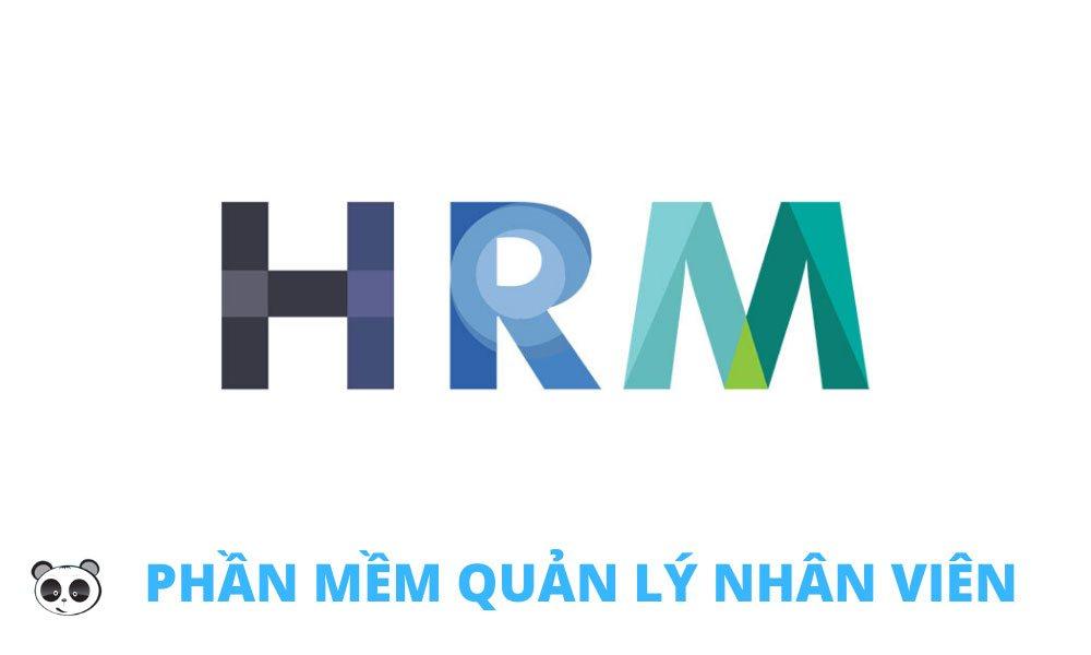 Phần mềm quản lý nhân viên - HRM