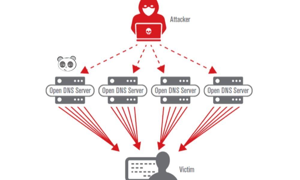 Tạo sao dùng Domain name system dễ bị tấn công