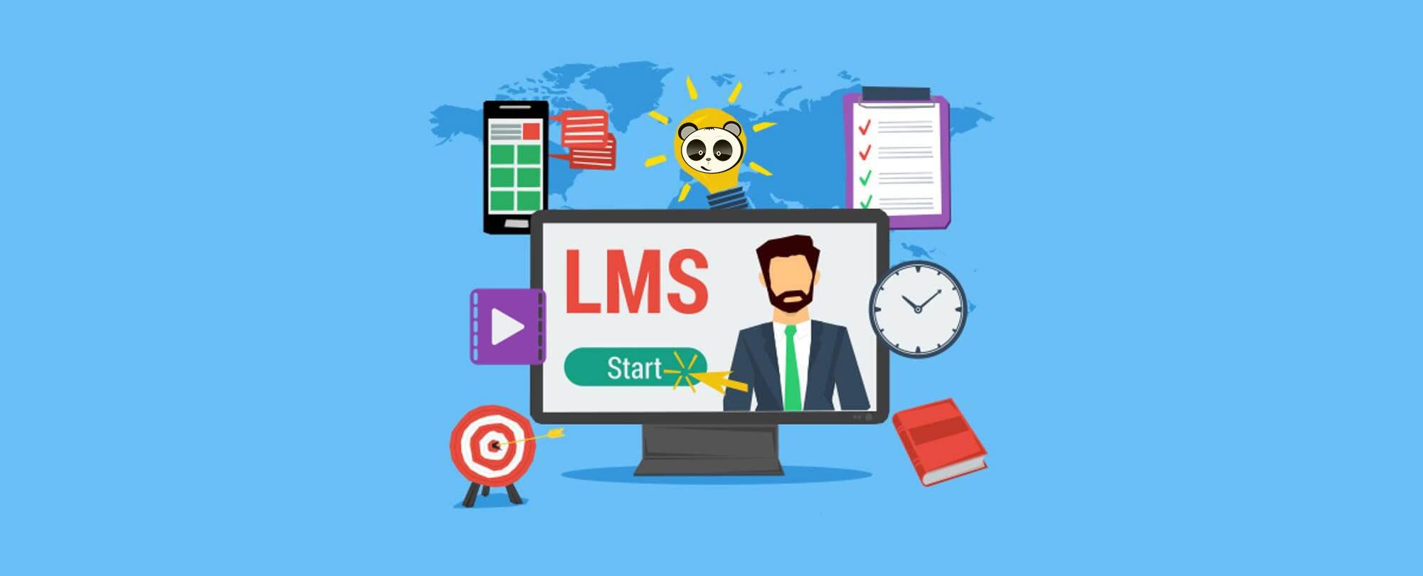 Một phần mềm LMS cần hoàn thiện với đầy đủ các chức năng