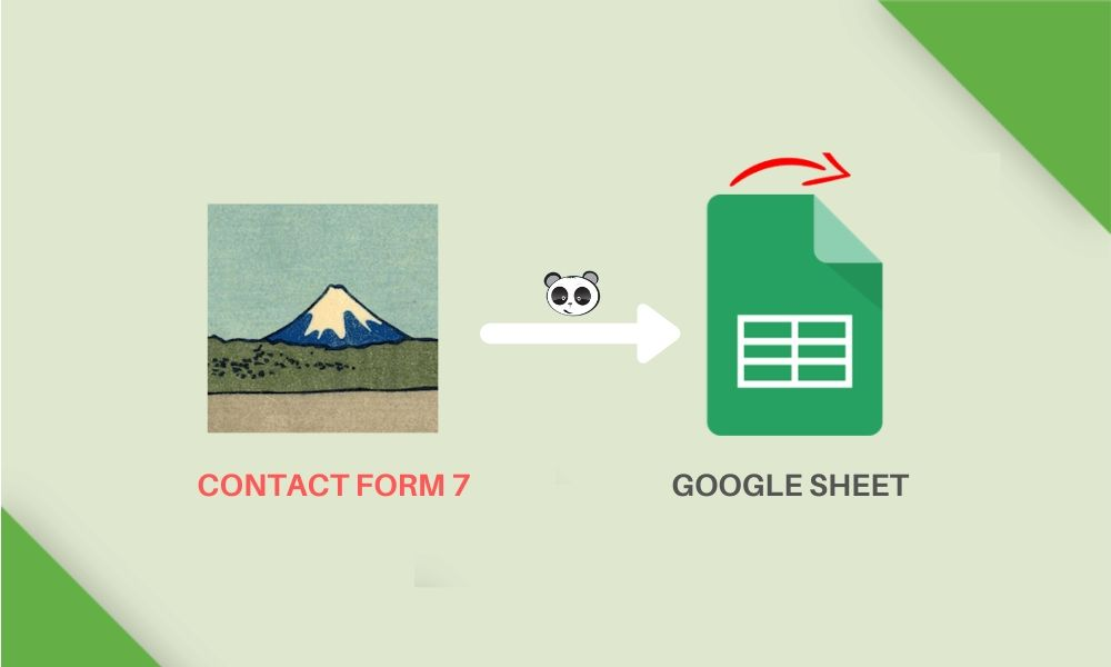 Gửi gữ liệu từ contact form 7 sang Google Sheet