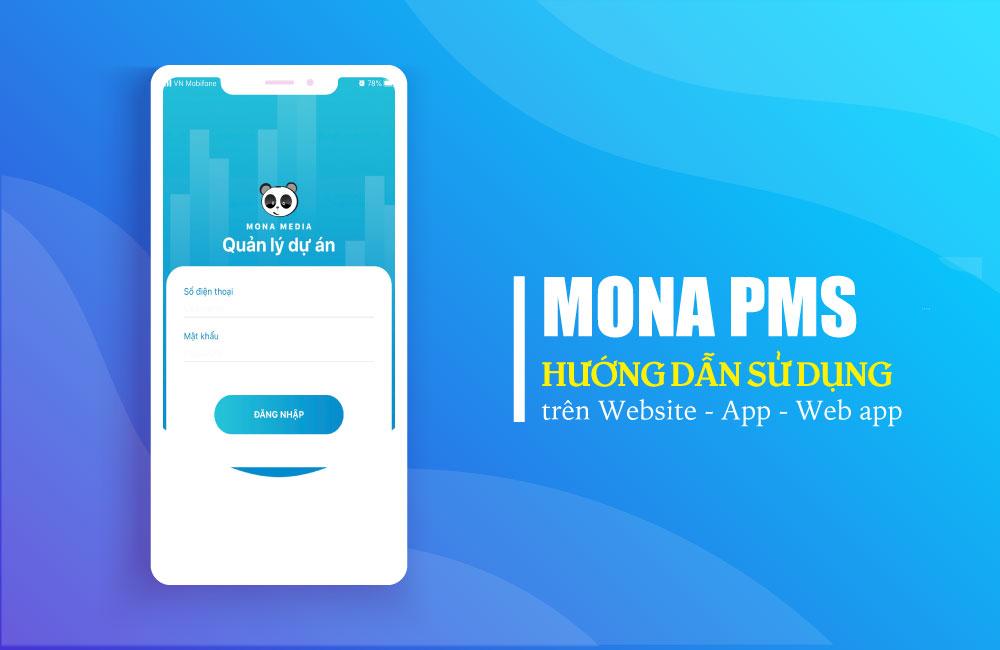 Hướng dẫn sử dụng Mona PMS