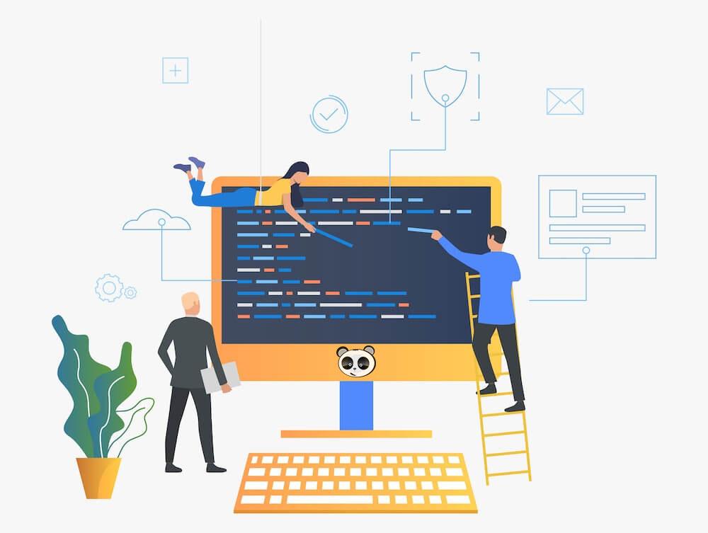 Phần mềm tự xây dựng đáp ứng tốt theo yêu cầu thực tế của người dùng