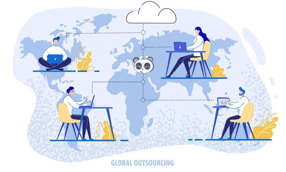 Giá thuê dịch vụ Outsource như thế nào