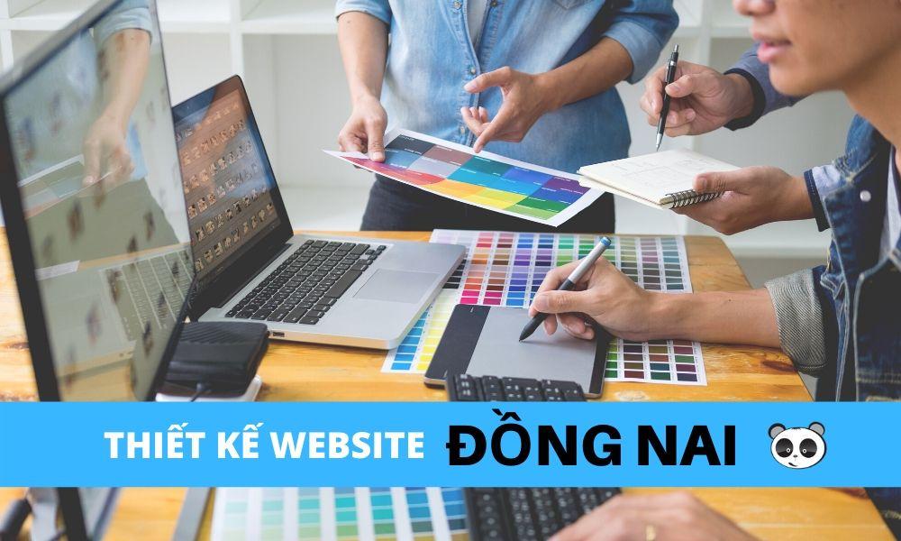 Thiết kế website Đồng Nai - Biên Hòa chuyên nghiệp