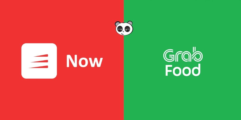 Sales with Now and Grabfood