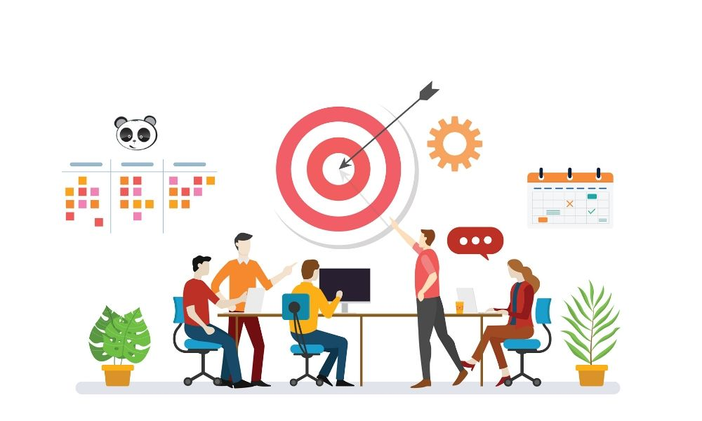 What is the goal when creating your website