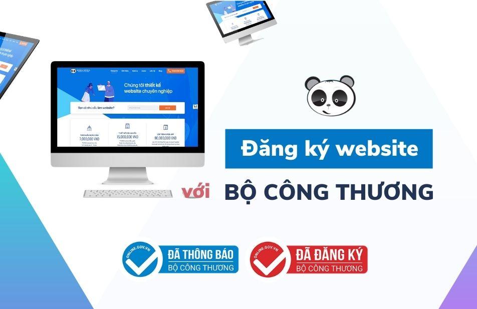 Dịch vụ đăng ký website với bộ công thương của Mona Media