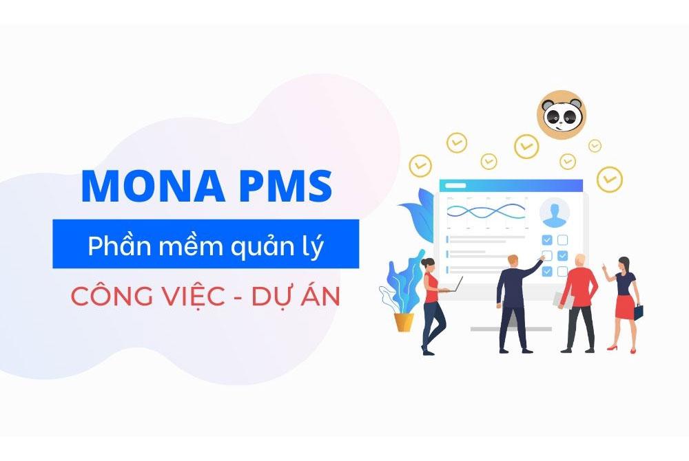 phần mềm quản lý dự án, quản lý công việc PMS