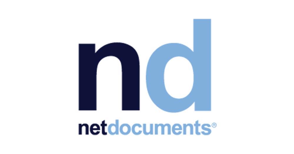 NetDocuments- Ứng dụng quản lý dữ liệu