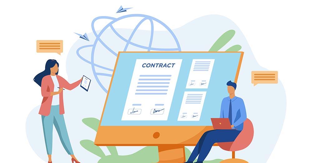Phần mềm quản lý hợp đồng cần thiết với doanh nghiệp