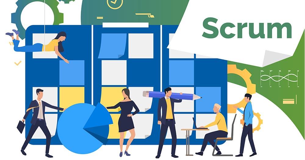 Scrum là một bộ khung làm việc hoàn thiện cơ bản