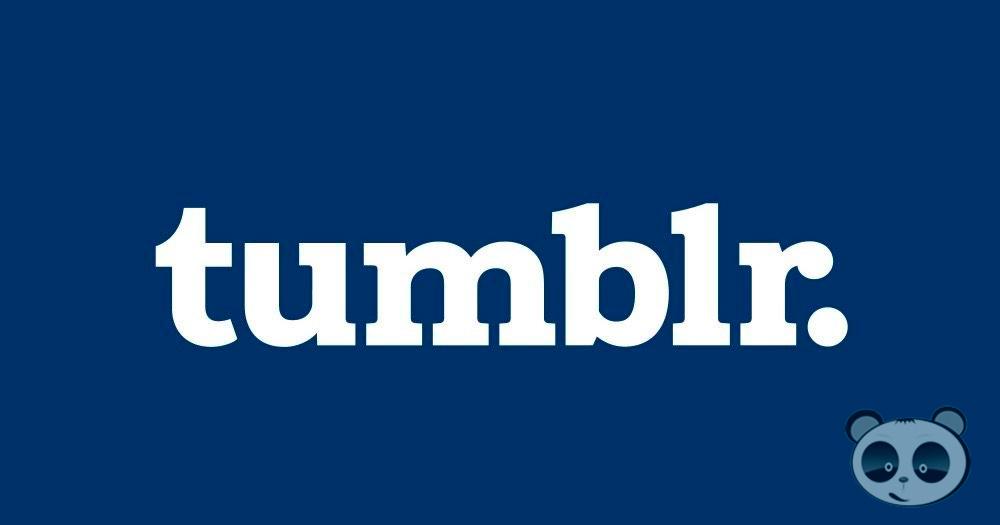 Tumblr- Công cụ tạo website đơn giản