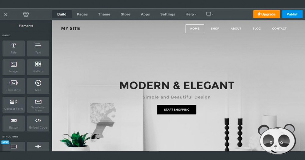 Weebly- Web app tạo website chuyên nghiệp