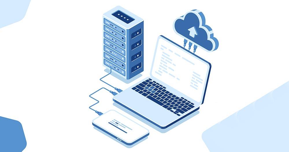 Back up là việc tiến hành sao lưu các dữ liệu cần thiết của website
