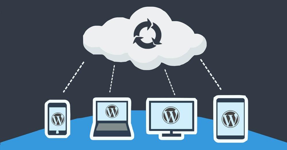 Chú ý tới back up dữ liệu cho website để duy trì hoạt động hiệu quả