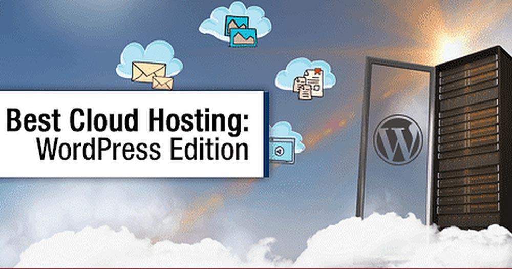Cloud Hosting WordPress