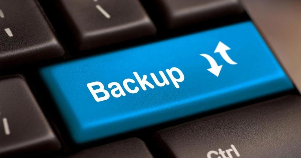 Có nhiều cách để tiến hành back up dữ liệu khác nhau dễ dàng áp dụng