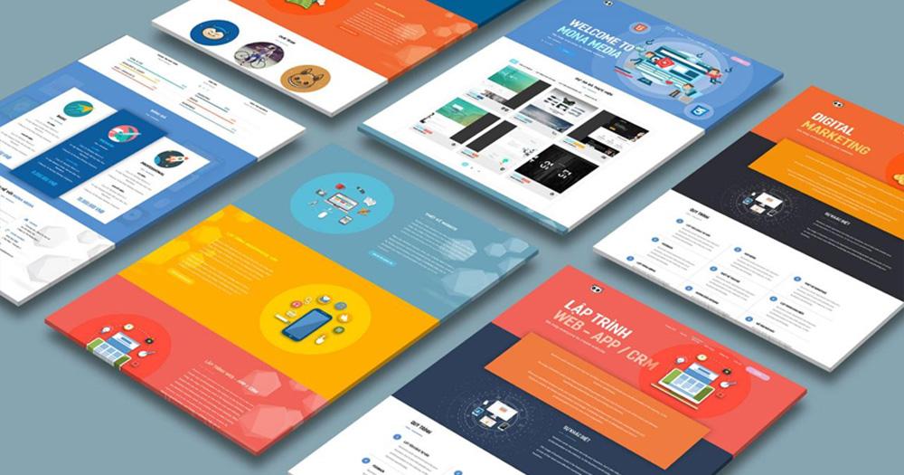 Các dịch vụ thiết kế website Lâm Đồng cơ bản