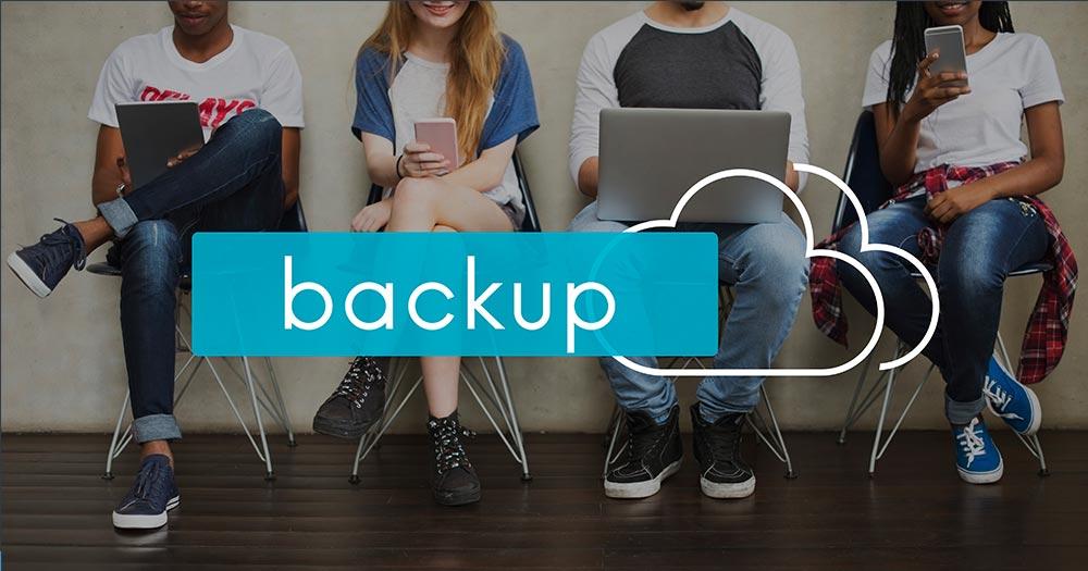 Hướng dẫn Back up dữ liệu cho website
