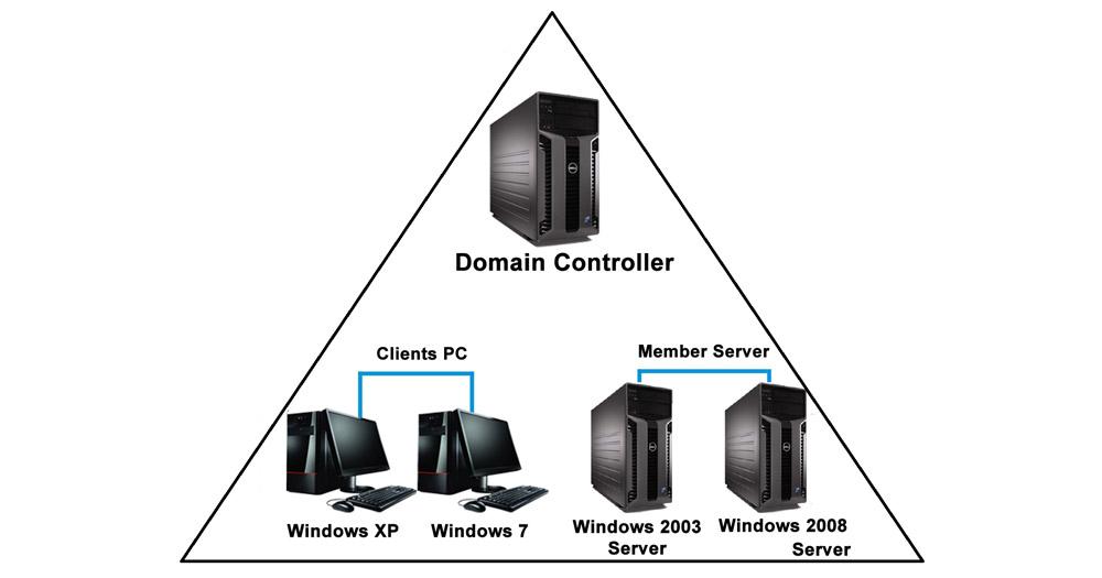 Domain Controller có những vai trò và nhiệm vụ riêng hỗ trợ cho doanh nghiệp