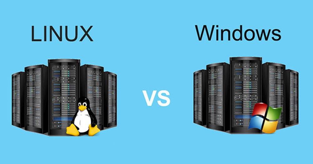 Nên dùng Windows Hosting hay Linux Hosting?